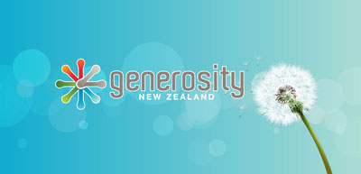 Generosity New Zealand Logo