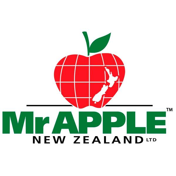 Mr Apple Logo